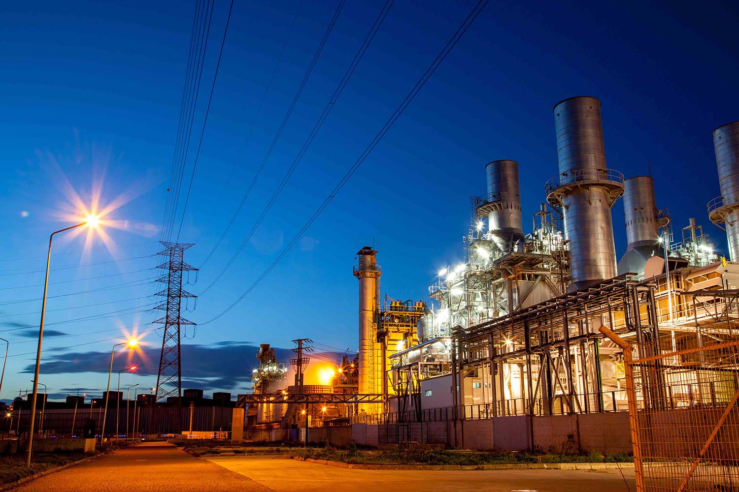 Electrical & Power Generation
